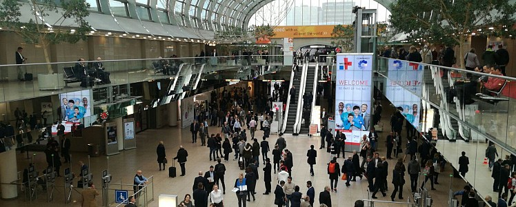 Significant international impact in MEDICA: visitors from over 130 countries